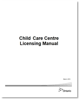 Child Care And Early Years Act Program Statement